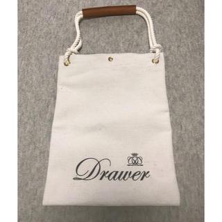 ドゥロワー(Drawer)のDrawer 六本木オープンノベルティーバッグ(ショルダーバッグ)