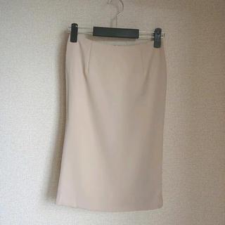 ビッキー(VICKY)の新品タグ付きPREMIUM byVICKYタイトスカート(ひざ丈スカート)