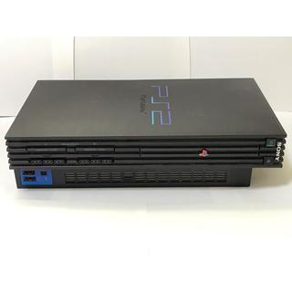 プレイステーション2(PlayStation2)のプレイステーション2 SCPH-37000 本体 (動作確認済み&送料込み)(家庭用ゲーム本体)