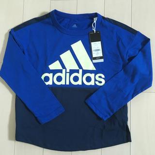 adidas - 新品未使用タグ付き!adidasロンTシャツ