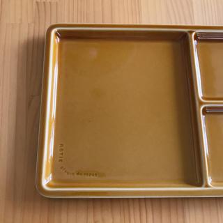 ムジルシリョウヒン(MUJI (無印良品))のスタジオエム スクエアプレート 2枚セット (食器)