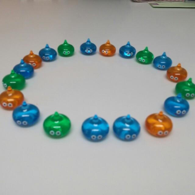 SQUARE ENIX(スクウェアエニックス)のスライムたち エンタメ/ホビーのおもちゃ/ぬいぐるみ(キャラクターグッズ)の商品写真