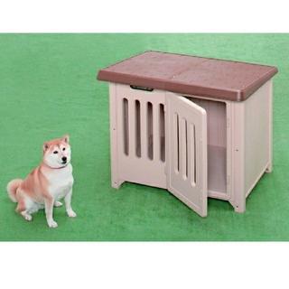 アイリスオーヤマ(アイリスオーヤマ)の[新品]アイリスオーヤマ犬小屋 950サイズ(かご/ケージ)