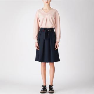 バーバリーブルーレーベル(BURBERRY BLUE LABEL)のBLUE LABEL CRESTBRIDGE skirt ꕤ(ひざ丈スカート)