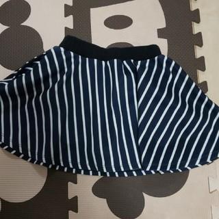 ジェニィ(JENNI)のジェニィフレアミニスカート130(スカート)