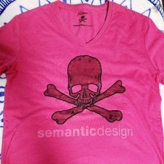 ロエン(Roen)の💀Roen💀セマンティックデザイン(株タカキュー)Tシャツ(Tシャツ/カットソー(半袖/袖なし))