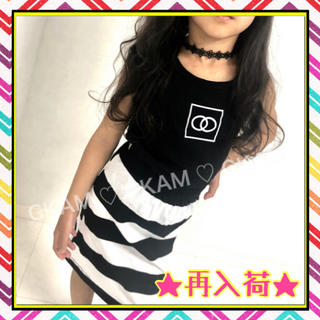 【再入荷】 キッズ 子供服 韓国子供服 セットアップ 2点セット 女の子(ワンピース)