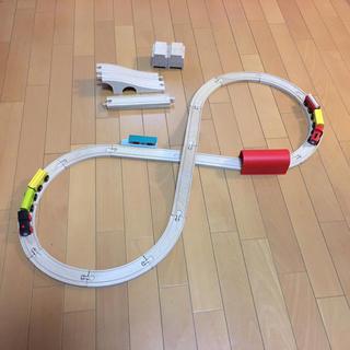 IKEA - 木製電車のおもちゃ