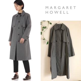 マーガレットハウエル(MARGARET HOWELL)の2019ss MARGARET HOWELL ステンカラーコート(スプリングコート)
