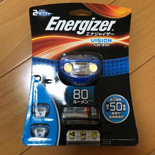 エナジャイザー(Energizer)の新品、未開封 エナジャイザー ヘッドライト(ライト/ランタン)