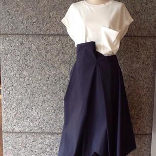 ENFOLD - ENFOLD  アシンメトリースカート