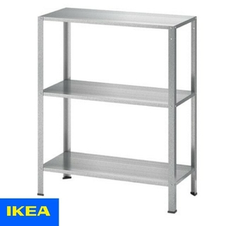 IKEA - HYLLIS ヒュッリス 室内屋外兼用シェルフユニット