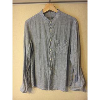 ムジルシリョウヒン(MUJI (無印良品))のリネンシャツ 無印良品(シャツ)