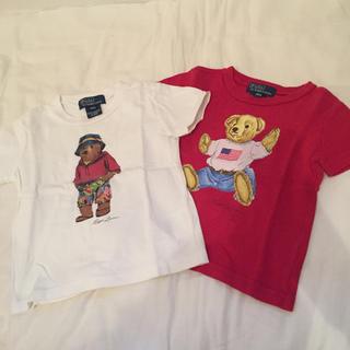 POLO RALPH LAUREN - ラルフローレン 80シャツ