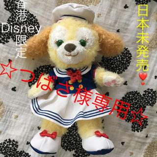 Disney - 香港ディズニー 14周年限定 クッキー SS サイズマリンデザイン