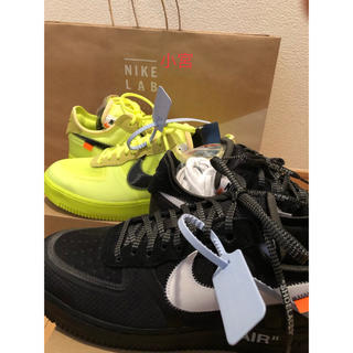 OFF-WHITE - offwhite airforce1 OffWhite the ten
