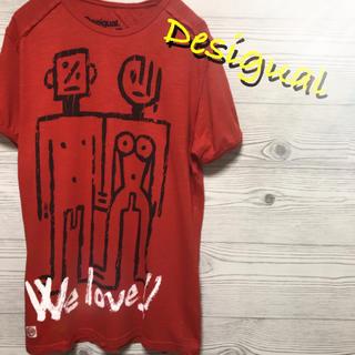 デシグアル(DESIGUAL)の【古着】Desigual Tシャツ(Tシャツ/カットソー(半袖/袖なし))
