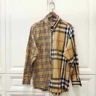 BURBERRY - Burberry シャツ 男女兼用 新品未使用