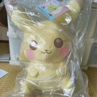 ポケモン - ピカチュウぬいぐるみA賞