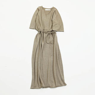 TODAYFUL - 新品タグ付 TODAYFUL Knit Rough Dress