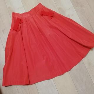 エムズグレイシー(M'S GRACY)のエムズグレイシースカート38サイズ(ひざ丈スカート)