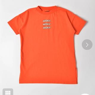 マーキーズ(MARKEY'S)の新品 ミッキーTシャツ(Tシャツ/カットソー)