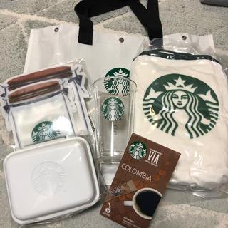 Starbucks Coffee - [送料無料]新品未使用 スターバックス2019年 福袋