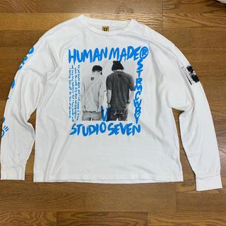 三代目 J Soul Brothers - HUMAN MADE for STUDIO SEVEN Tシャツ M