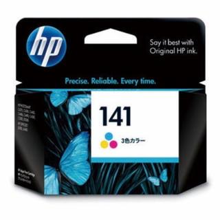 ヒューレットパッカード(HP)のHP141 [純正] カラーインク  お得な2Pセット☆(オフィス用品一般)