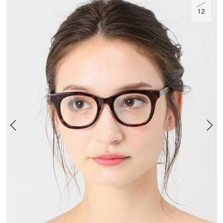 ドゥーズィエムクラス(DEUXIEME CLASSE)のエナロイド メガネ(サングラス/メガネ)