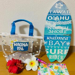 即発送🌸新品❤️輸入品*西海岸 ハワイアングッズ インテリア お土産セット
