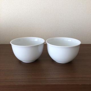 ムジルシリョウヒン(MUJI (無印良品))の無印良品 食器 丼 白(食器)