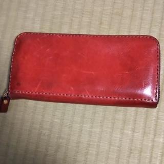 ヘルツ(HERZ)の革専門店のお財布です(長財布)