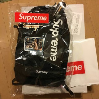 Supreme - 17SS Supreme Backpack  バックパック