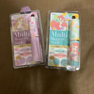 Disney☆マルチ保湿スティック☆2種類