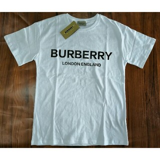 BURBERRY - 19ss 夏コーデBurberry T-シャツ 男女兼用 タグ付き