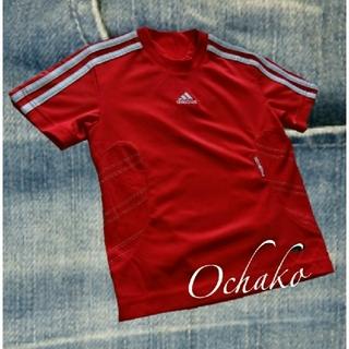 adidas - ☆ SIZE : 130/ adidas アディダス/吸汗速乾半袖 Tシャツ ☆