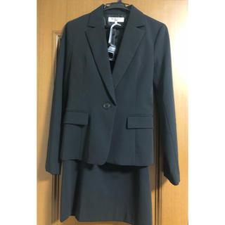 ナチュラルビューティーベーシック(NATURAL BEAUTY BASIC)のナチュラルビューティーベーシック ブラック スーツ(スーツ)