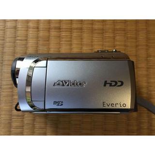 ビクター(Victor)のビクターJVC Everio ハードディスクムービー GZ-MG36 中古(ビデオカメラ)