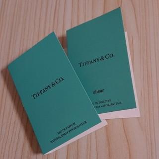 Tiffany & Co. - ティファニーオードパルファム・シアー香水