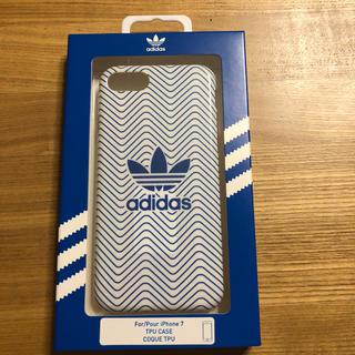 adidas - iPhone7/8ケース アディダス