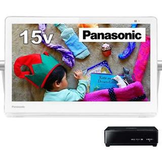 Panasonic - [新品]パナソニック 15V型 ポータブル 液晶テレビ