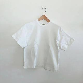 ヤエカ(YAECA)のオーラリー Tシャツ(Tシャツ(半袖/袖なし))