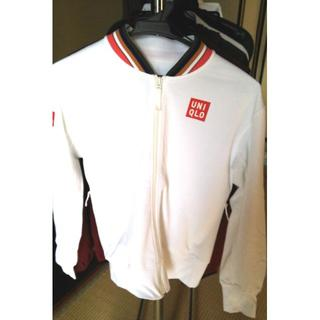 UNIQLO - 【錦織圭選手モデル】 ユニクロ NKスウェットジャケット(長袖)XSサイズ