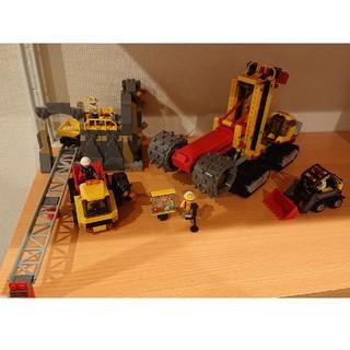 レゴ(Lego)のまめちゃん✩さま専用レゴ(LEGO) シティ ゴールドハント 採掘場 60188(模型/プラモデル)