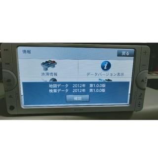 トヨタ - トヨタ純正 TOYOTA NSCP-W62★CD/SD/Bluetooth。