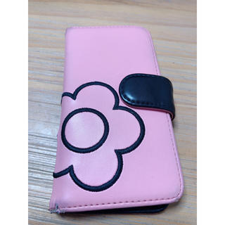マリークワント(MARY QUANT)のマリークワント 携帯ケース(iPhoneケース)