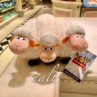 Disney - 香港ディズニー♡新作✨トイストーリー ボーピープ 羊ぬいぐるみ