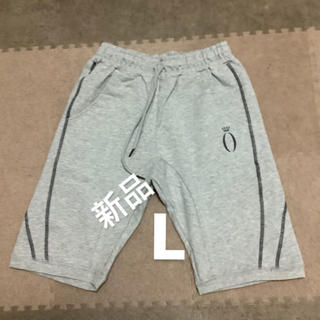 ハーフパンツ Lサイズ 新品 値下げ(ショートパンツ)