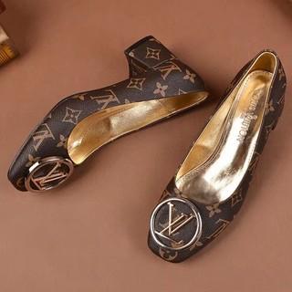 Louis Vuittonハイヒール女靴